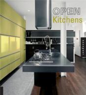 Open kitchen - Couverture - Format classique
