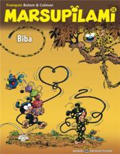 Marsupilami T.28 ; Biba - Couverture - Format classique