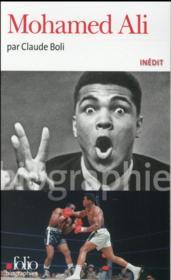 Mohamed Ali - Couverture - Format classique