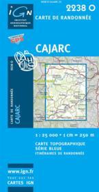 Cajarc - Couverture - Format classique