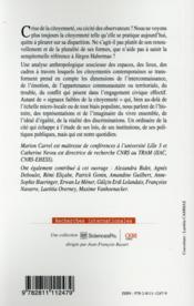 Citoyennetés ordinaires ; pour une approche renouvelée des pratiques citoyennes - 4ème de couverture - Format classique