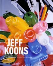 Jeff koons - la retrospective le portefolio de l'exposition fr/ang - nouvelle edition - Couverture - Format classique