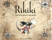Rikiki, terrible pirate des mers - Couverture - Format classique