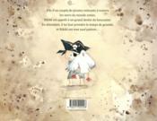 Rikiki, terrible pirate des mers - 4ème de couverture - Format classique