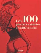 Les 100 plus belles planches de la BD éotique - Couverture - Format classique