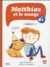 Matthias et le nuage - Couverture - Format classique
