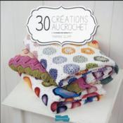30 créations au crochet - Couverture - Format classique