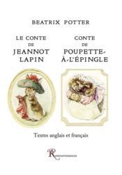 Le conte de Jeannot Lapin - Couverture - Format classique