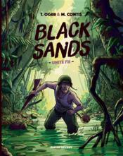 Black Sands ; unité 731 - Couverture - Format classique