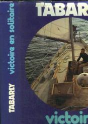 Victoire En Solitaire - Atlantique 1964 - Couverture - Format classique