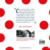 Maillot à pois ; le making of - 4ème de couverture - Format classique