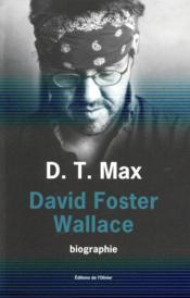 David Foster Wallace - Couverture - Format classique
