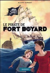 Le pirate de fort Boyard - Couverture - Format classique