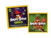 Lot Angry Bird: Space & 50 histoires de volatiles furieux - Couverture - Format classique