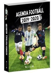 Agenda football (édition 2019/2020) - Couverture - Format classique