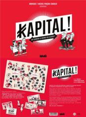 Kapital ! qui gagnera la guerre des classes ? - 4ème de couverture - Format classique