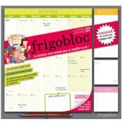 Frigobloc mensuel ; calendrier d'organisation familiale par mois (édition 2020) - Couverture - Format classique