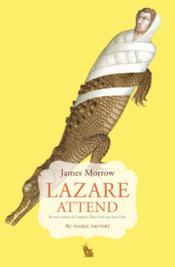 Lazare attend - Couverture - Format classique