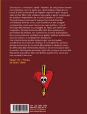 La prophétie du tatou - 4ème de couverture - Format classique