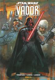 Star Wars ; cible : vador - Couverture - Format classique
