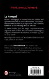 Le homard - 4ème de couverture - Format classique
