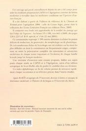 La Chanson De Roland Etude Des Laisses 53-188 Vers 661-2608 - 4ème de couverture - Format classique
