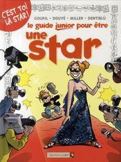 Le guide junior pour être une star - Intérieur - Format classique
