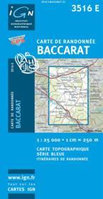 Baccarat - Couverture - Format classique