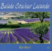 Balade couleur lavande - Couverture - Format classique