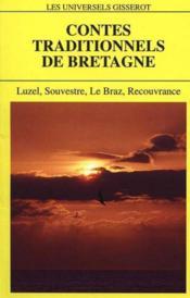 Contes traditionnels de bretagne - Couverture - Format classique
