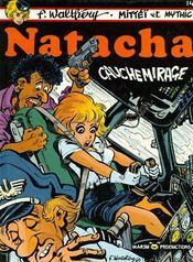 Natacha t.14 ; cauchemirage - Intérieur - Format classique