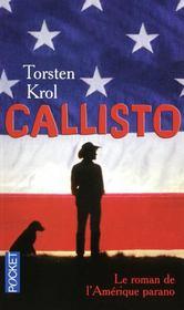 Callisto - Couverture - Format classique