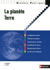La planète Terre (édition 2010) - Couverture - Format classique