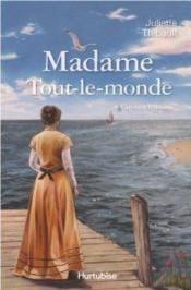 Madame tout-le-monde v 01 cap-aux-brumes - Couverture - Format classique