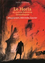 Le Horla et autres histoires fantastiques - Couverture - Format classique