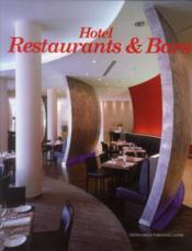 Hotel restaurants and bars - Couverture - Format classique