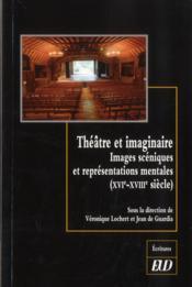 Theatre Et Imaginaire - Couverture - Format classique