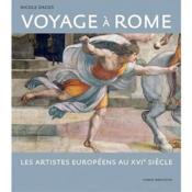 Voyage à Rome - Couverture - Format classique