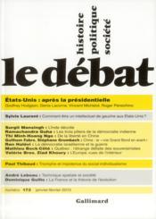 Revue Le Débat N.173 - Couverture - Format classique