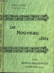 Le Nouveau Jeu. - Couverture - Format classique