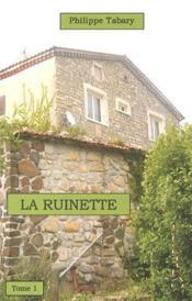 La Ruinette - Couverture - Format classique