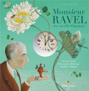 Monsieur Ravel rêve sur l'île d'insomnie - Couverture - Format classique