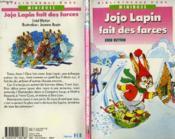 Jojo Lapin fait des farces - Couverture - Format classique