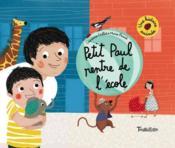 Petit Paul rentre de l'école - Couverture - Format classique
