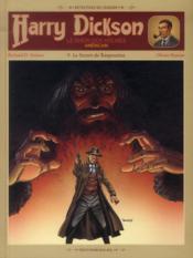 Harry Dickson, le Sherlock Holmes américain T.9 ; le secret de Raspoutine - Couverture - Format classique