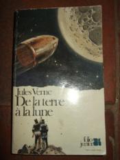De la Terre à la Lune. - Couverture - Format classique