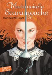 Mademoiselle Scaramouche - Couverture - Format classique