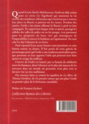 Paul le malchanceux - 4ème de couverture - Format classique