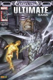 Ultimate saga 04 : hunger - cataclysm 1(sur 3) - Couverture - Format classique
