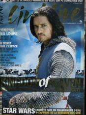 CINE LIVE - N° 89 - Kingdom of hjeaven, Orlando Bloom croise l'enfer avec Ridley Scott - Couverture - Format classique